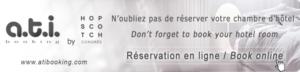 A.T.I réservation en ligne