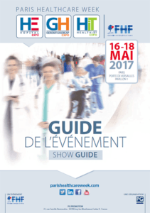 Guide Paris Healthcare Week 2017