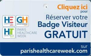 réservez votre badge visiteur