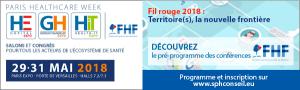 Inscription aux Conférences de la FHF : 29 au 31 mai 2018