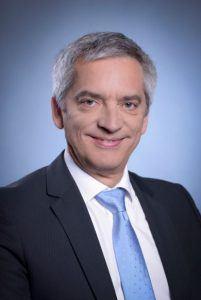 Stéphane Negre, France Country Manager et Président Intel Corporation SAS (France)