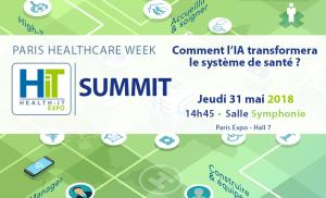 HIT SUMMIT - Comment l'IA transformera le système de santé ?