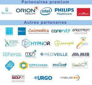 Programme du Showroom Catel à la Paris Healthcare Week