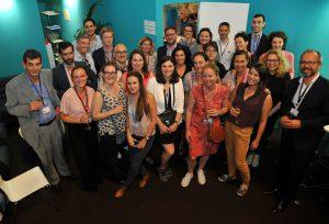 L'équipe PG PROMOTION, organisateur de la Paris Healthcare Week
