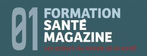 01 Formation Sante Magazine : partenaire officiel de la Paris Healthcare Week 2019