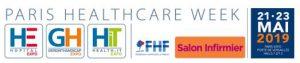 Logos de la Paris Healthcare Week 2019