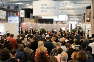 Accueil de la Paris Healthcare Week