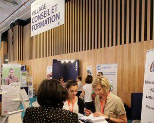 Le Village Conseil et Formation sur la Paris Healthcare Week