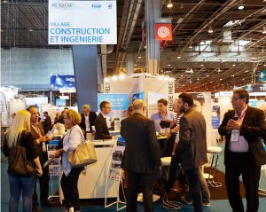 Le Village construction et ingénierie sur la Paris Healthcare Week