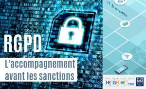 RGPD : un accompagnement avant les sanctions