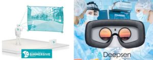 La réalité virtuelle au coeur de l'hôpital de demain sur la Paris Healthcare Week 2019