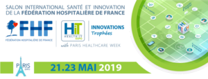 HIT Innovations trophées : inédit sur la Paris Healthcare Week 2019