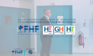 L'innovation au coeur de la Paris Healthcare Week 2019