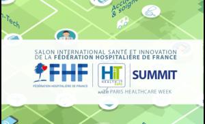 HIT Summit 2019, Paris Healthcare Week 2019
