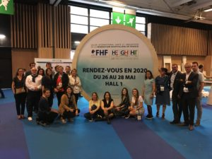 Equipes de la Paris Healthcare Week.