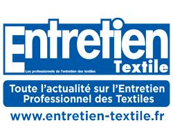 Entretien Textile, partenaire SANTEXPO