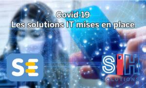 Covid19 solution IT digital SIH