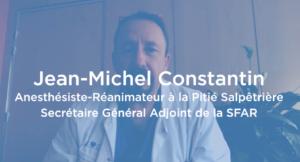 Jean Michel Constantin SFAR