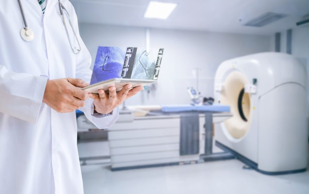 imagerie médicale opérationnelle temps de crise