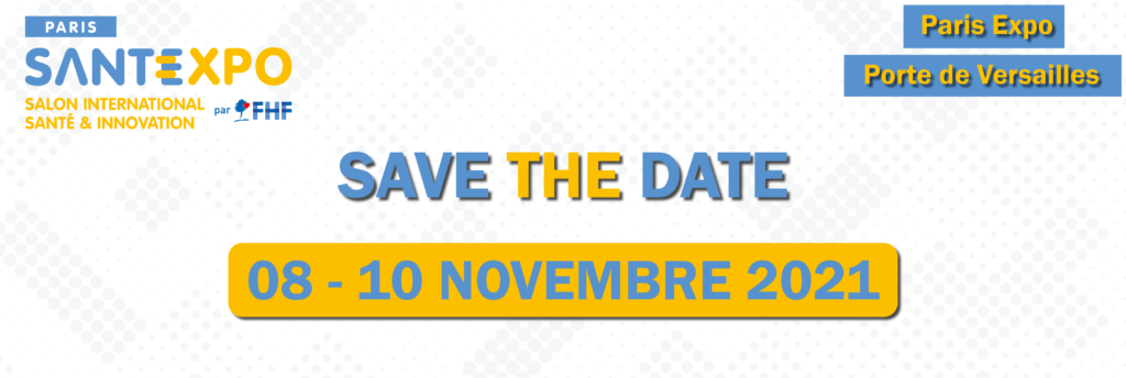 Save the date SANTEXPO 2021